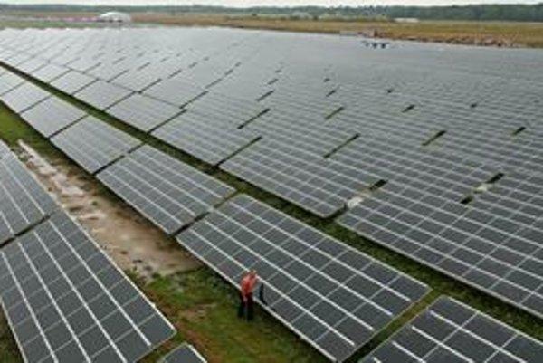 Solárne elektrárne dostali na Slovensku zelenú. Niekoľko projektov sa chystá aj v rámci Trnavského kraju.