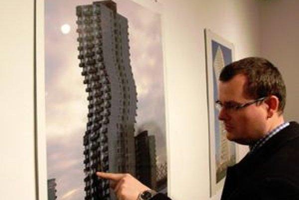 Martin Kochan by bol rád, keby sa na sídliskách objavili aj hravé paneláky.