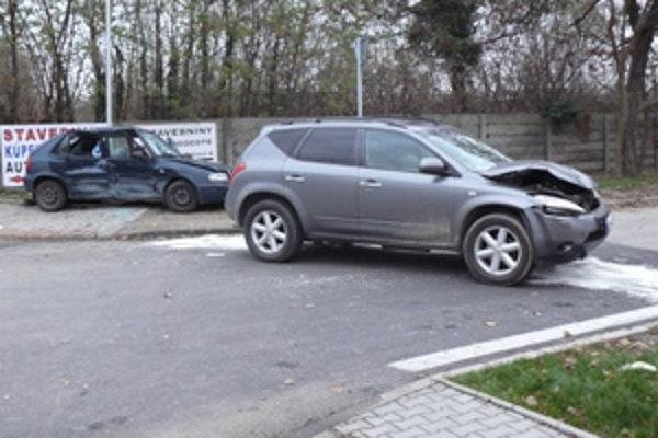 Počet dopravných nehôd v kraji medziročne klesol.