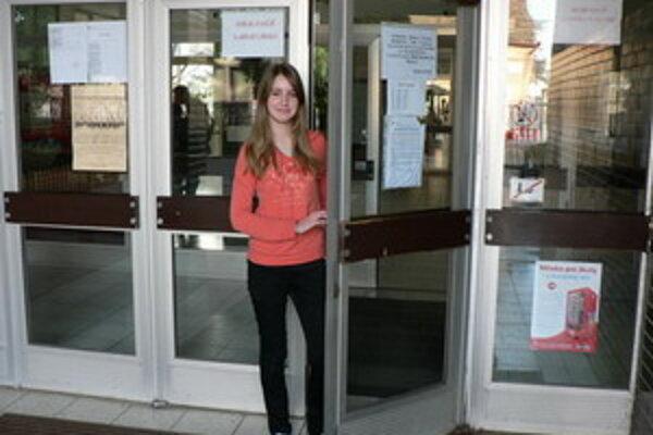 Prvý detský ombudsman na Gorkého ZŠ v Trnave.