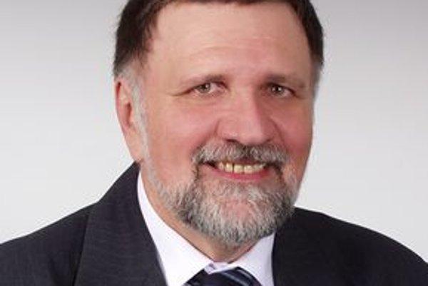 Gabriel Pavelek, kandidát na predsedu Trnavského samosprávneho kraja.