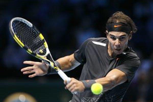 Rafael Nadal vyhral vlani tri grandslamové turnaje. Tento rok triumfoval len na antukových podujatiach.