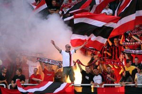 Spartakovci chcú v Sarajeve zabodovať.