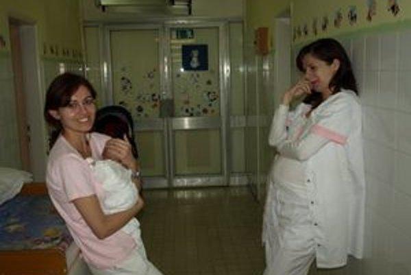 Oddelenie intenzívnej starostlivosti v trnavskej nemocnici.