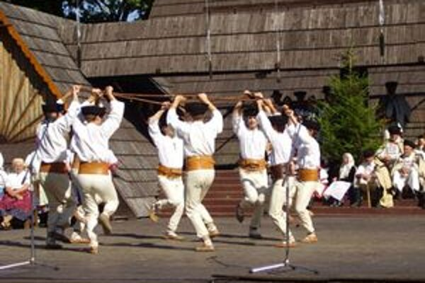 Festival v Krakovanoch má už svoju tradíciu.