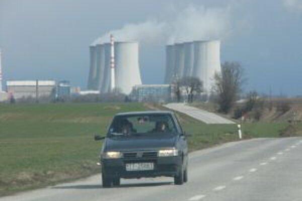 Pri poruche odoslal systém v elektrárni ostrý výstražný signál