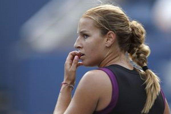 Dominika Cibulková neobháji na US Open vlaňajšie štvrťfinále a vypadne z top 20 svetového rebríčka.
