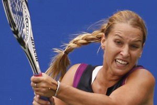 Dominika Cibulková po tretí raz v tomto roku (predtým v Hertogenboschi a v Stanforde) postúpila do semifinále turnaja WTA.