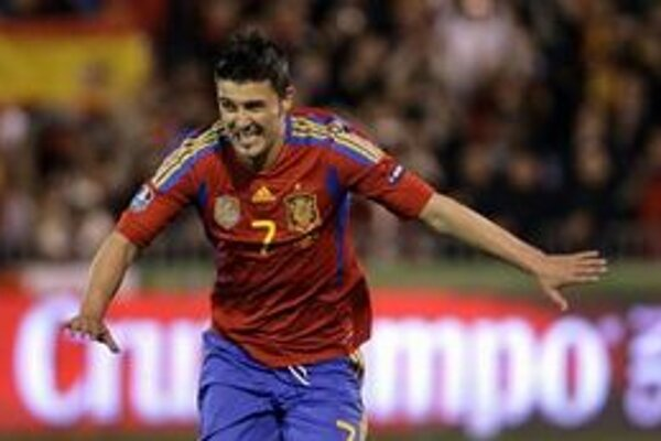 David Villa prekonal rekord Raúla.