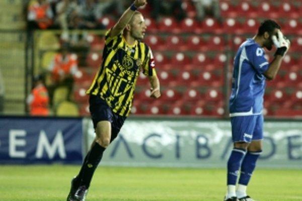 Stanislav Šesták v drese Ankaragücü.