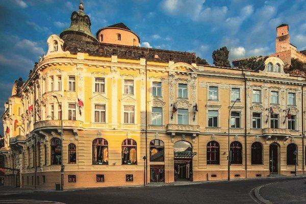 Hotel Ellizabeth patrí medzi najlepšie v Európe.