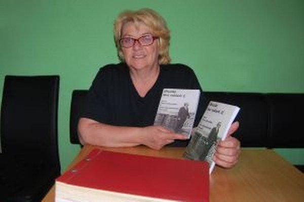 Bošácka autorka s dvojicou vydaných kníh