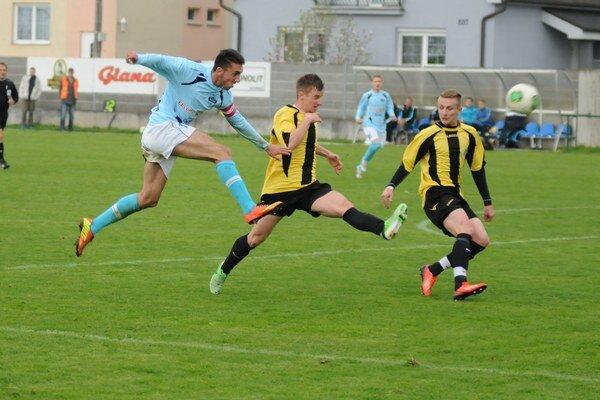 Trenčianske Stankovce porazili juniorov Nitry o gól.