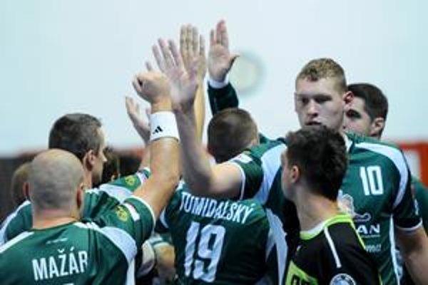 Hádzanárov Prešova čaká v druhom zápase Ligy majstrov dánsky KIF Kolding.
