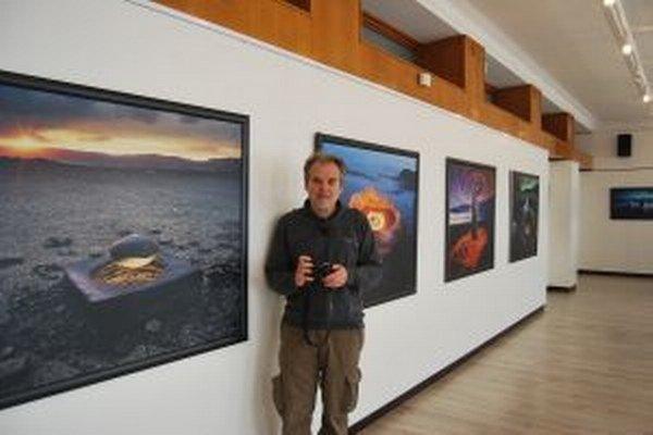 Uznávaný český fotograf na novomestskej pôde