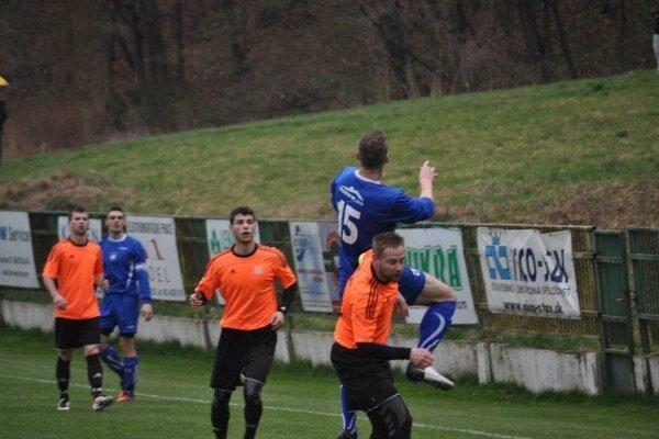 Trenčianske Teplice v Kanianke prehrali o dva góly.