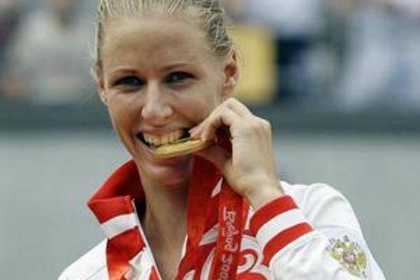 V Pekingu 2008 získala olympijské zlato, čo je aj vrchol jej športovej kariéry.