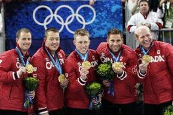 Kanaďania ovládli aj pre nich jeden z najpopulárnejších športov, curling.
