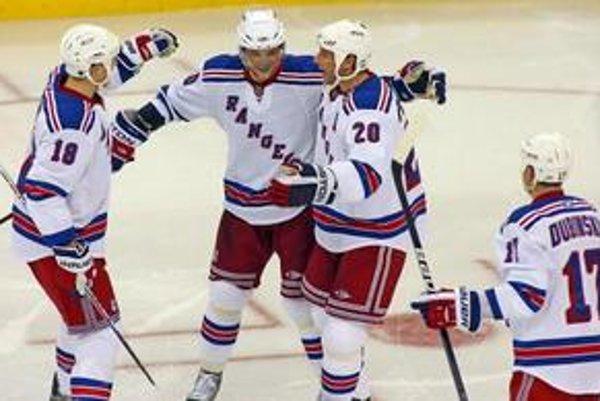 Marián Gáborík prekonal osobné maximum v NHL, ale tréner Joe Tortorella nie je s jeho hrou spokojný.