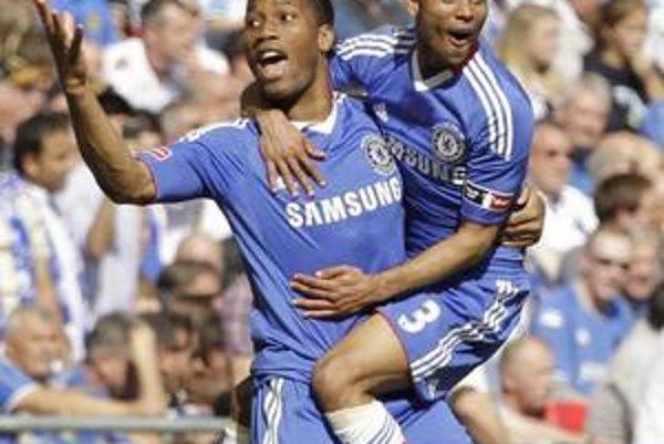 Chelsea zdolala Portsmouth a má FA Cup.