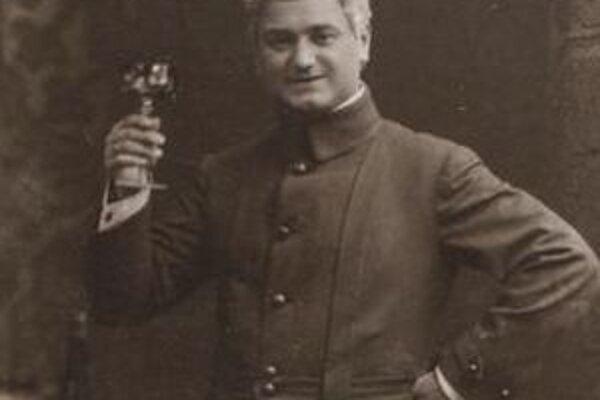 Gustav Siege patril k úspešným hercom.