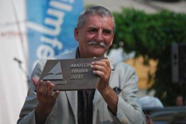 Cenu Hercova misia si z Trenčianskych Teplíc odniesol herec Martin Huba.