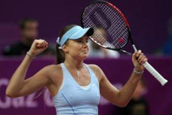 Daniela Hantuchová ostáva slovenskou jednotkou v rebríčku WTA.
