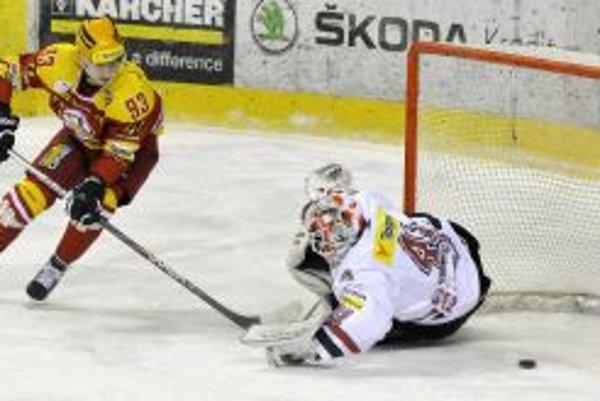 Trenčania Slipčenka prekonali štyrikrát.