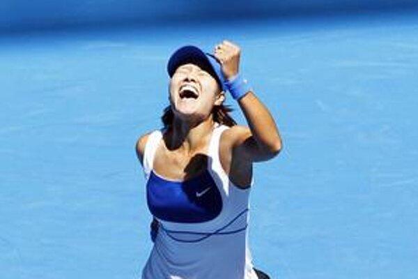 Čínska tenistka Na Li