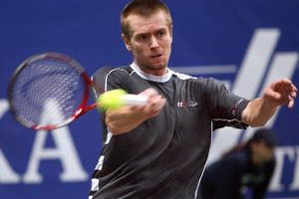 Michal Mertiňák je jedným z trojice hráčov, ktorí sa údajne nakazili vírusom prasacej chrípky.