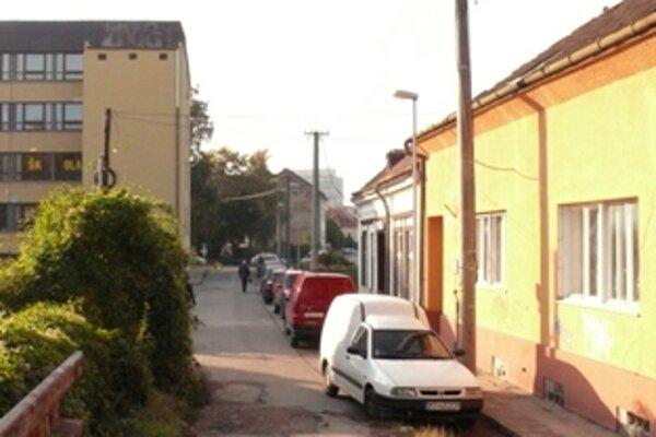 Nocľaháreň pre bezdomovcov na Nešporovej ulici