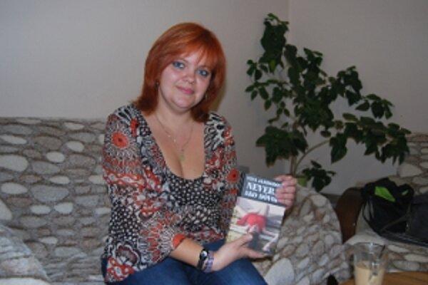 Vita Jamborová z Podolia je autorkou úspešných krimirománov.