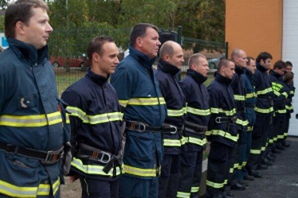 Od septembra majú v obci zrekonštruovanú hasičskú stanicu.