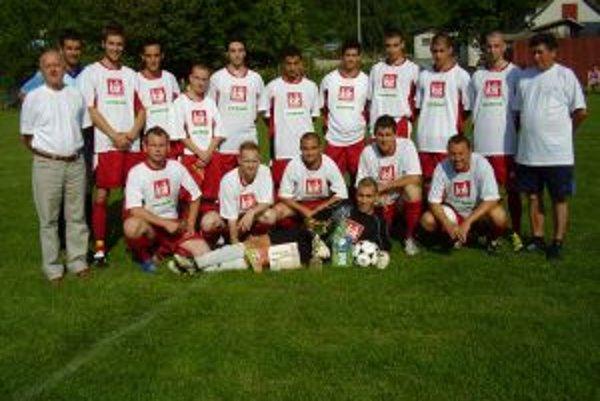 ŠK Modrová sa prihlásila do III. triedy sever.