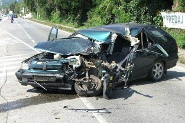 Príčiny tragickej nehody polícia vyšetruje.