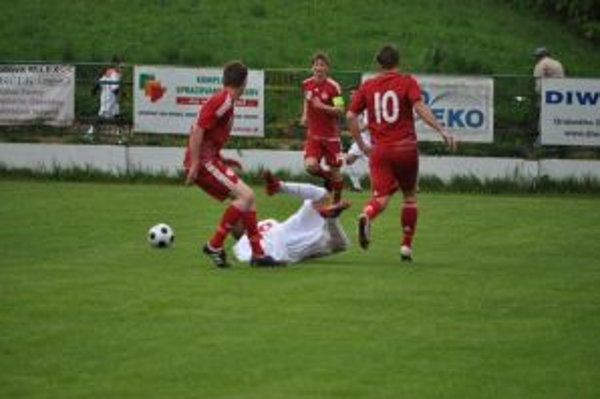 V Trenčianskych Tepliciach sa v zápase medzi Belgickom a Dánskom zrodila remíza 2:2.