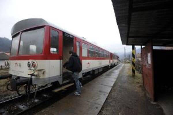 Ilustračné foto. Šesťdesiat percent vlakových spojov na Myjave zachovajú.
