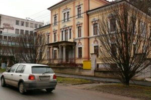 Liečebný dom Saratov Na jeho dokončenie vyčlenil rezort 390-tisíc eur.