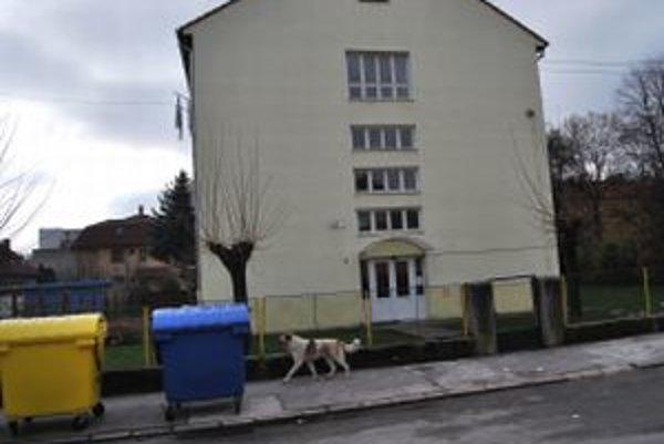 Dom na Nálepkovej ulici, v ktorom došlo k tragédii