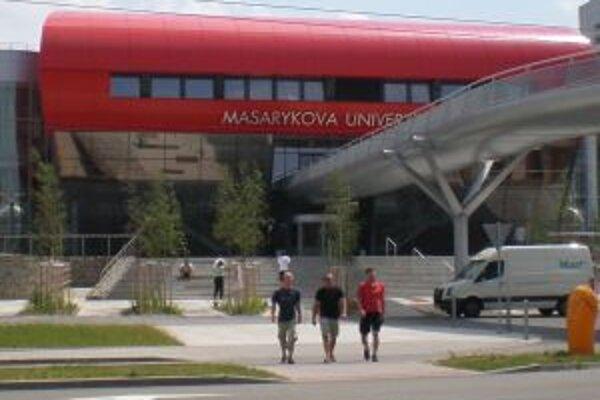 Na univerzite v Brne pribudne od septembra tri tisíc slovenských študentov.
