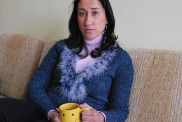 Zuzana Šišovská zostala čaju verná aj po prekonaní prasacej chrípky