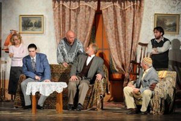 V réžii Petra Oravca uvedie Trenčianske hradné divadlo 15. a 16. októbra divadelné predstavenie Pasca na myši.