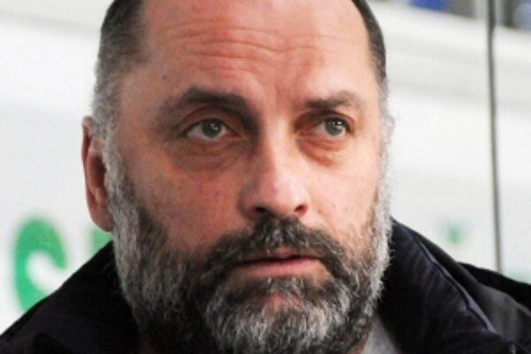 Vladimír Kýhos naposledy trénoval Kométu Brno.
