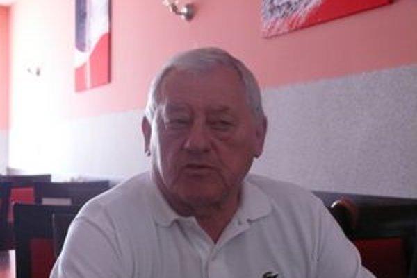 "Jozef Golonka, prezývaný ""Žiletka""."