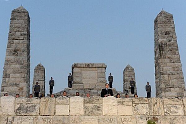 Pamiatku generála Milana Rastislava Štefánika si uctili aj najvyšší ústavní činitelia.