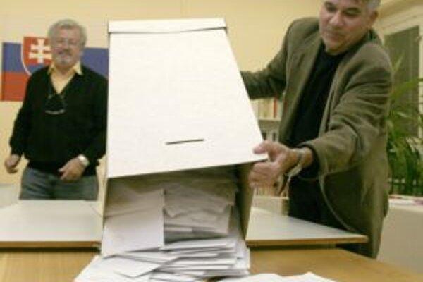 Tento rok budú okrem prezidentských aj voľby do europarlamentu a do vyšších územných celkov.