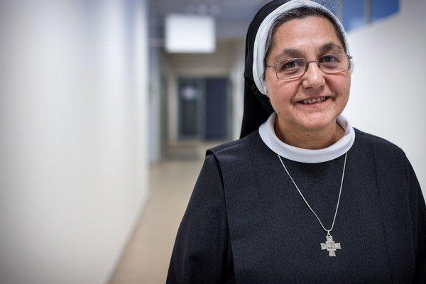 Sestra Atanázia bola prvou rómskou mníškou na Slovensku.