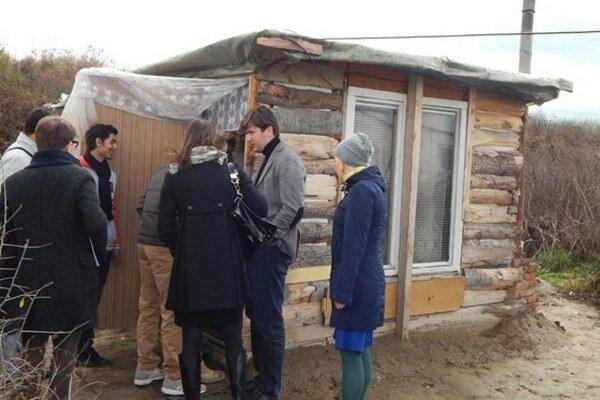 Zástupcovia ECRI prišli do Moldavy nad Bodvou.