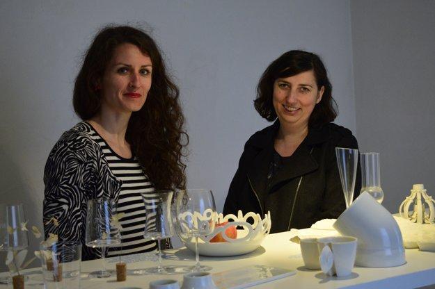 Autorky projektu - Mira Podmanická a Markéta Nováková.