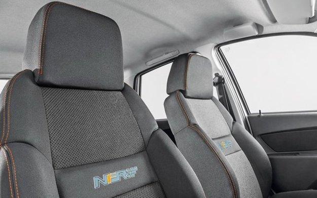 Interiér modelu Lada Kalina NFR.